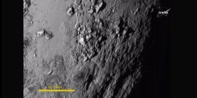 Sonde New Horizons: Découvrez les éblouissantes photos de