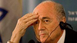 FIFA: Blatter exclut son départ