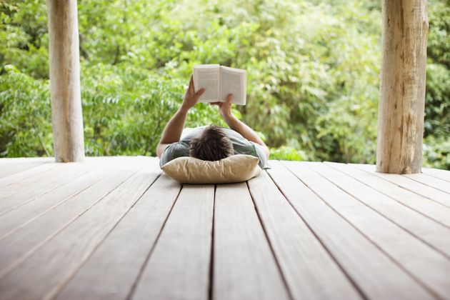 La lecture peut vous aider si vous vous sentez perdu, les conseils de deux