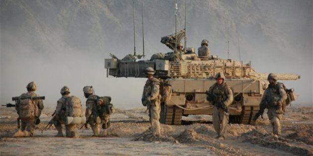 Les missions à l'étranger associées au suicide dans l'armée