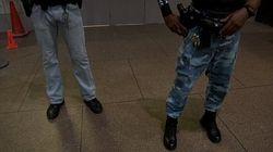 Les constables spéciaux obligés d'enlever leurs pantalons cargo