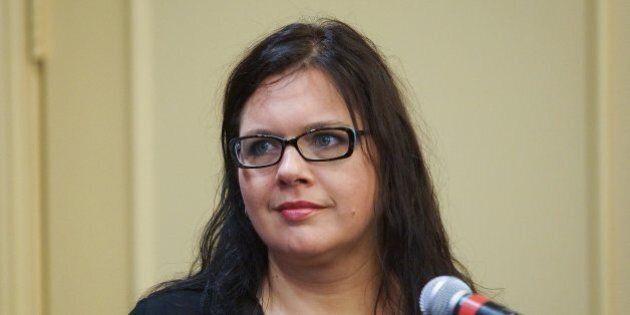 Victime d'un attouchement sexuel: Caroline Simard explique pourquoi elle a dénoncé son agresseur sur