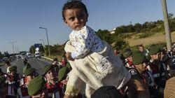 Presque 10 000 réfugiés syriens sont déjà
