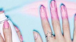 Voici enfin le vernis à ongles en