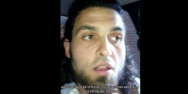La GRC ne sait toujours pas d'où venait l'arme de Michael Zehaf