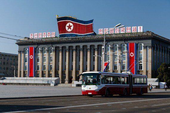 Huit jours en Corée du