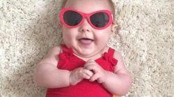 La preuve que rien n'est plus mignon qu'un bébé en maillot