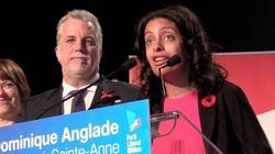 L'ex-caquiste Dominique Anglade est élue sous la bannière libérale