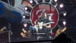 Foo Fighters au FEQ 2015: un illustrateur du Soleil fait réagir la