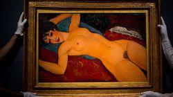 Record mondial pour un Modigliani aux enchères à New