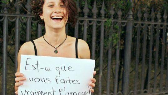Les remarques sexistes et homophobes entendues par les lesbiennes dans la rue