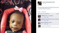 Des parents partagent des photos de leur enfant atteint de trisomie