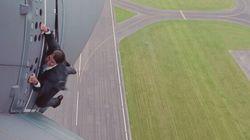 Tom Cruise a vraiment tourné cette scène folle de «Mission impossible 5»