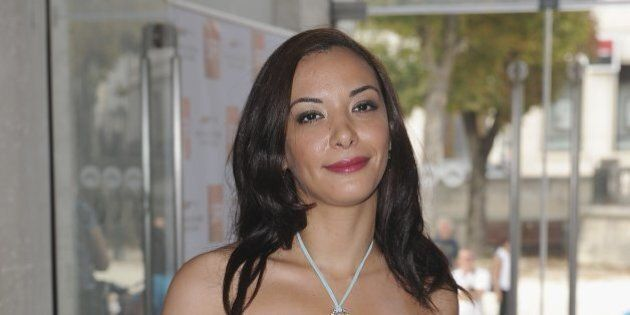 ANGOULEME, FRANCE - AUGUST 30: Loubna Abidar attends the 8th Angouleme French-Speaking Film Festival...