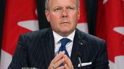 La Banque du Canada abaisse son taux directeur à 0,5%