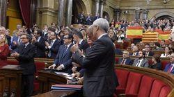 La Catalogne engage la rupture avec l'Espagne