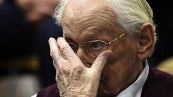 Le «comptable d'Auschwitz» condamné à quatre ans de