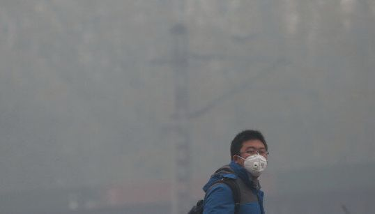 Chine: la nouvelle vague d'«airpocalypse» en