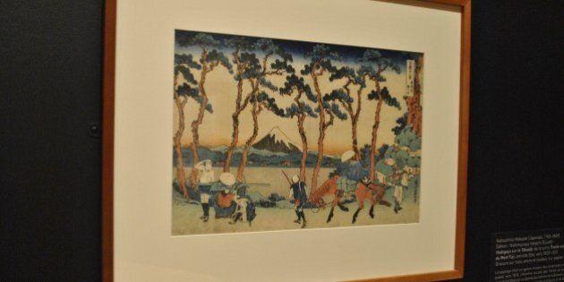 «Inspiration Japon» au Musée national des Beaux-Arts de Québec: