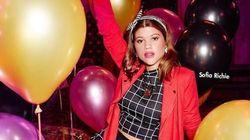 Sofia Richie devient le nouveau visage de Material Girl