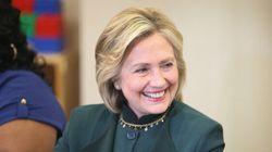 Hillary Clinton rejoint Instagram avec une photo mode et patriotique