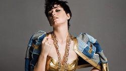 Katy Perry est le nouveau visage de