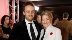 ADISQ 2015: Mélanie Joly porte une tenue signée Marie Saint