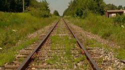 Des rails dans un état lamentable à Lac-Mégantic