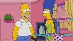 «Les Simpson»: Marge et Homer séparés dans la prochaine