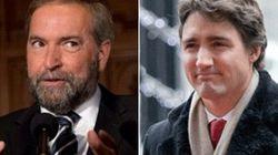 Mulcair et Trudeau veulent une vérification des dépenses des