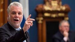 Pertes d'emploi au Québec: Couillard «franchement