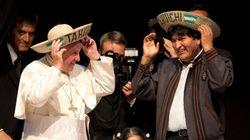 Evo Morales craint pour la vie du pape