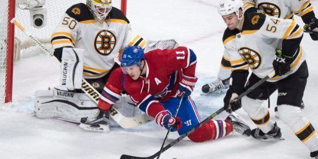 Le Tricolore défait les Bruins