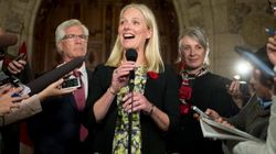 Sommet sur le climat : la nouvelle ministre (déjà) à Paris
