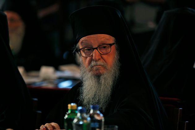 Παραιτήθηκε ο Αχιεπίσκοπος Αμερικής, Δημήτριος - Όλο το