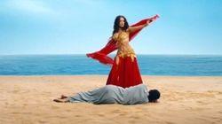 La danse du ventre de Salma Hayek (pour