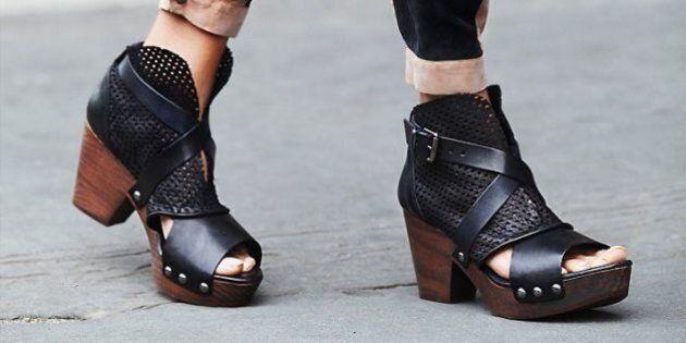 Les sabots: nos chaussures favorites pour les beaux