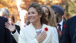 Sophie Grégoire-Trudeau a eu l'aide d'une Mulroney côté stylisme