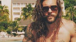 20 hommes dont la combinaison barbe et cheveux longs fait rêver