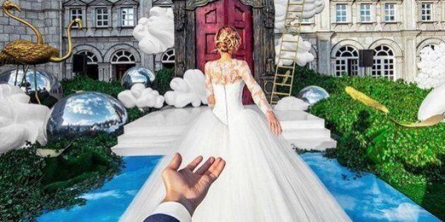 Le photographe qui suit sa fiancée à travers le monde publie une photo très spéciale