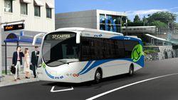 Un deuxième autobus électrique à