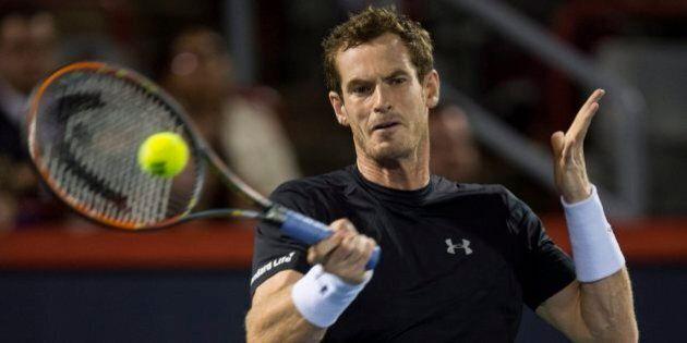 Coupe Rogers: Andy Murray bat Tommy Robredo et va en 8e de