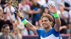 Rafael Nadal réussit sa rentrée