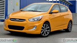 Essai routier Hyundai Accent 2015: attention au prix