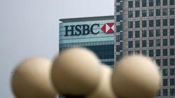 HSBC se réorganise avec des compressions d'environ 50 000