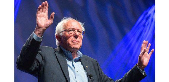 Bernie Sanders dépasse Hillary Clinton dans un sondage pour la