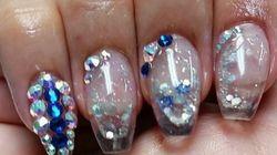 Découvrez les ongles aquarium