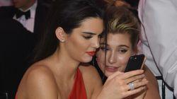 Kendall Jenner et Hailey Baldwin partagent maintenant un tatouage