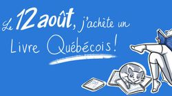«Le 12 août, j'achète un livre québécois»: les suggestions de nos