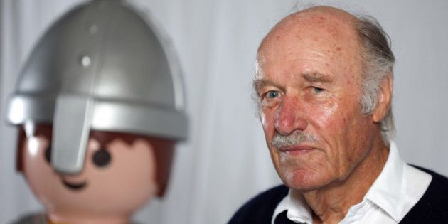 FILE - In this Aug. 27, 2010 file picture Horst Brandstaetter, is photographed in Zirndorf, Germany....
